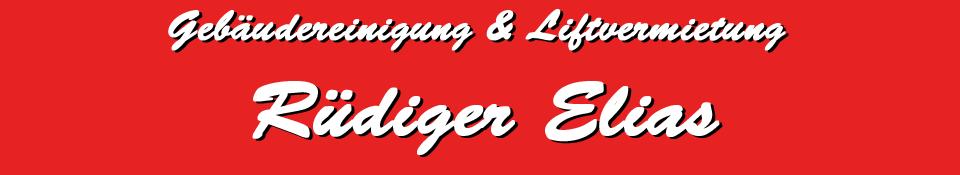 Gebäudereinigung & Liftvermietung Rüdiger Elias